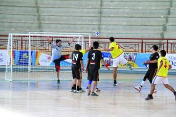 Bolivia mide avance en torneo de balonmano
