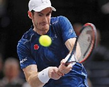 Andy Murray  está a un triunfo  de ser número 1