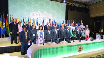 Bolivia respalda lucha antidroga hemisférica