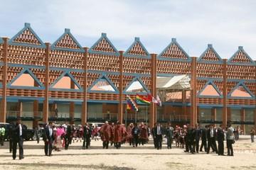 """""""El Gabinete Binacional Bolivia -Perú fue el despegue de Sucre"""""""