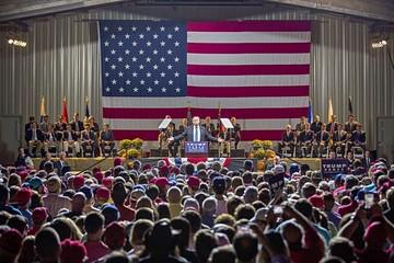 Clinton y Trump centran sus esfuerzos en Florida
