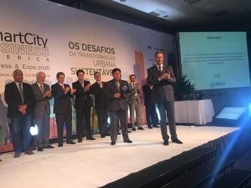 Ciudades inteligentes: Congreso reúne en Sucre a 200 municipios