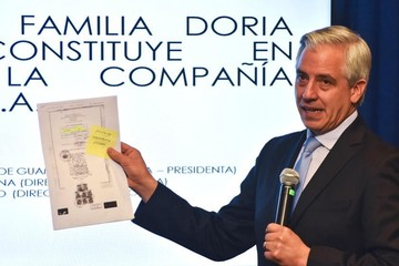 Carlos Mesa le dice a Álvaro García que no puede interferir en el ministerio público