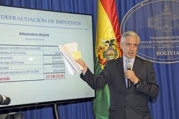 Gobierno acusa a Doria Medina de defraudación