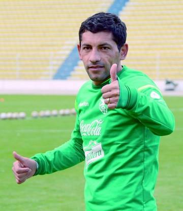 Wálter Flores fue convocado para Paraguay