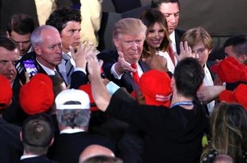 EEUU: Tras triunfo sorpresivo, Trump opta por un tono más conciliador