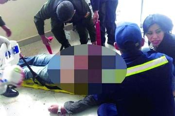Alcantarí: Fallece una persona  y suspenden obras de refacción