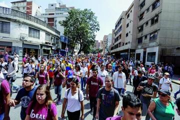 Venezuela: La oposición podría reiniciar medidas