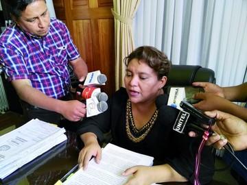 Sala Penal espera respuesta fiscal sobre Goni