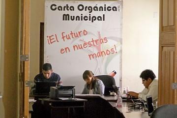 Carta Orgánica: El desafío de Sucre respecto a la autonomía