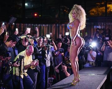 "Brasil: ""Miss mejor cola"" reabre antigua polémica"