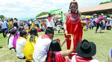 Monteagudo comparte sus tradiciones
