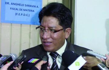 Aprehenden a fiscal Saravia sindicado de supuesta extorsión