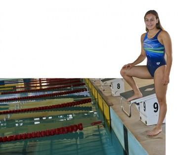 Isabel Caballero busca batir más récords