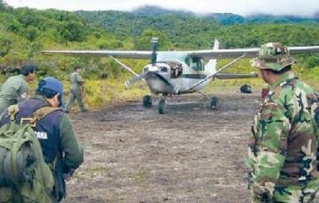 40 avionetas al mes salen con droga desde Bolivia