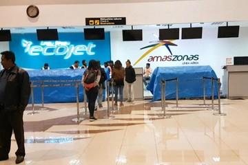 Presentan demanda penal contra la empresa Convisa por construcción de aeropuerto