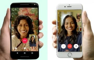 Tras solicitud de usuarios, llegan las videollamadas a WhatsApp