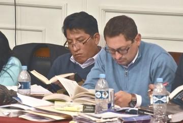 Abogado: Ex fiscal Saravia exigía  arrestos ilegales