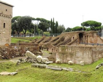 Roma abre al público histórica área del Circo