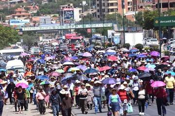 Semapa lamenta que Evo pida disculpas sólo a La Paz y no a Cochabamba por crisis de agua
