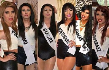 Hoy: Concurso de belleza del movimiento LGTB invita a su gala final