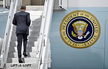 Obama abandona Europa y mantiene presión a Rusia
