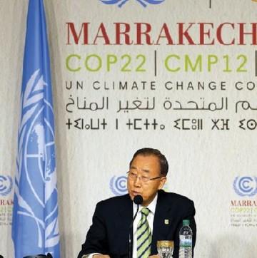 Cumbre sobre el clima reafirma compromiso contra calentamiento