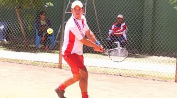 Tenistas culminan ciclo de torneos locales