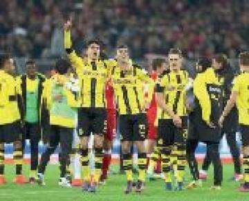 La Bundesliga arde tras victoria del Dortmund