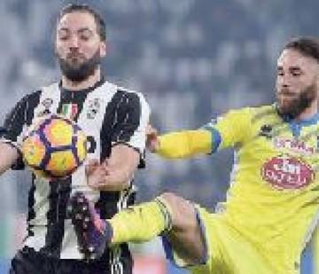 Juventus asegura su liderato con triunfo cómodo