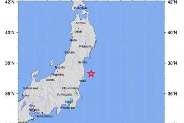 Un terremoto de 7,3 sacude el norte de Japón y activa alerta de tsunami