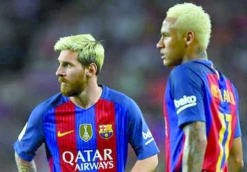 Leo Messi y Neymar, entre los candidatos al mejor gol del año