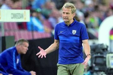 EE.UU. destituye a Jürgen Klinsmann  y busca reemplazo