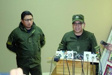 Aprehenden a dos sujetos por robar en Monteagudo