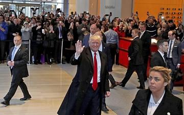 Trump desiste de juzgar a Clinton en su gobierno