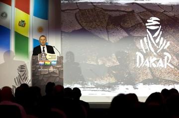 El Dakar se sube a las dunas del altiplano boliviano