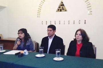 Privados organizan mesa de diálogo por el agua tras crisis en Sucre