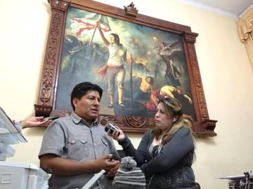 Familiares y políticos opositores recuerdan a los caídos de La Calancha