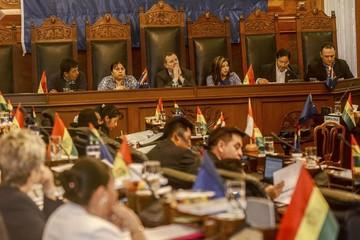 El Senado determina  retomar juicio contra Cusi este martes