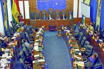 El Senado aprueba el Presupuesto 2017