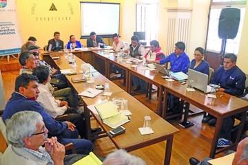 Piden investigar impacto de represa en Tejahuasi