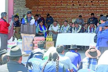 Llega ayuda a municipios golpeados por los desastres
