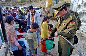 Se acentúa crítica contra Ministra por no preveer la escasez de agua