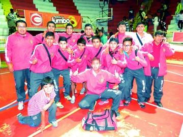 Chuquisaca cierra exitoso torneo en Tarija