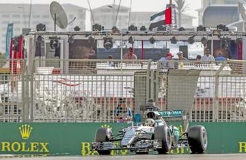 Carrera decisiva en la F1