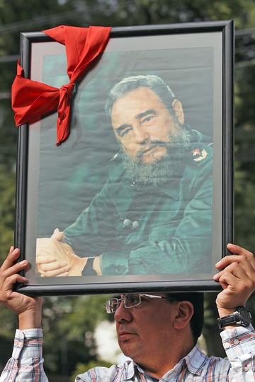 Miles de personas se alistan para el adiós a Fidel Castro
