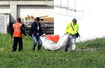 A 45 asciende el número de cadáveres identificados tras accidente aéreo