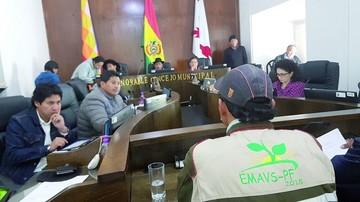 Trabajadores de Emavs piden no aprobar estatuto