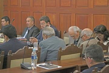 Caso Focas: Tribunal rechaza incidentes y prosigue audiencia