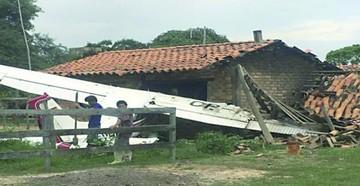 Beni: Avioneta se precipita y no hay lesionados